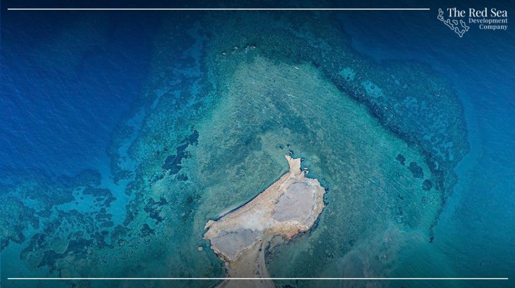 مشروع المياه الفيروزية بالبحر الأحمر